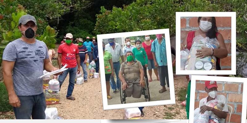Ecopetrol y la Fundación Gente Ecopetrol siguen entregando ayudas humanitarias