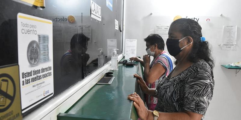 30.000 familias barranqueñas reciben de a $ 160.000 por crisis económica