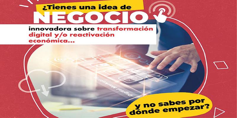 Se premiará la mejor idea innovadora en transformación digital