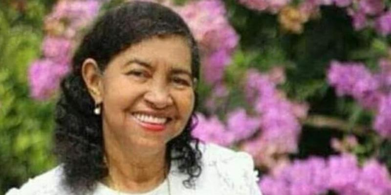 Alcalde de B/bermeja lamenta muerte de la líder Everlides Rincón
