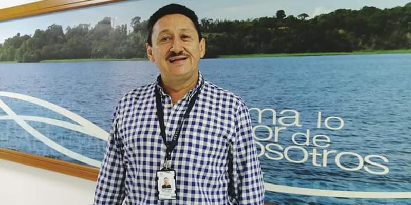 Juan Pablo Ariza, nuevo gerente administrativo de Aguas de Barrancabermeja