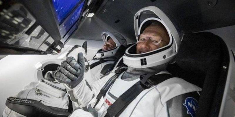 SpaceX traza una nueva era para la exploración espacial