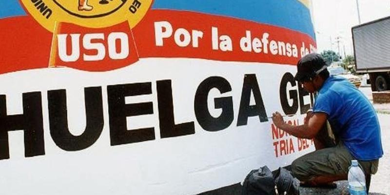 USO defiende su  protesta contra la privatización de Ecopetrol