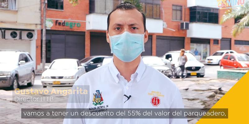 Alcaldía Distrital ha dispuesto de alivios tributarios en Tránsito