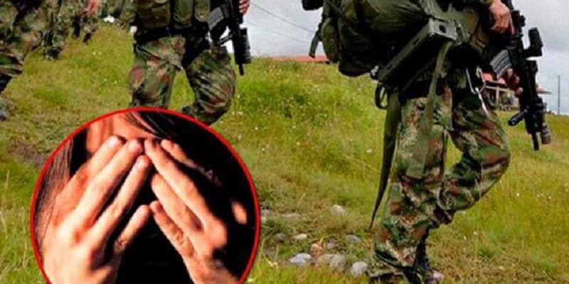Soldados del ejército involucrados en caso de abuso sexual a niña indígena