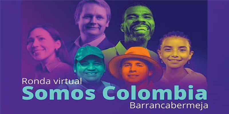 """Ronda Virtual """"Somos Colombia"""" con proveedores de bienes y servicios locales"""