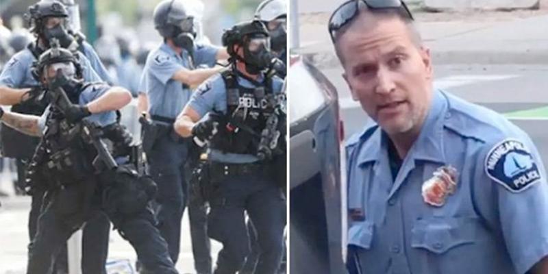 Tras asesinato de George Floyd, policía de Minneapolis será desmantelada