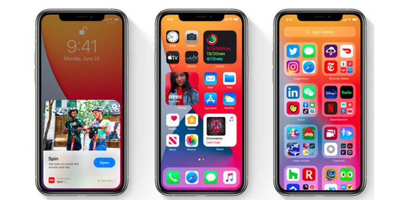 Apple lanza versión beta de su nuevo sistema operativo iOS 14 para iPhone