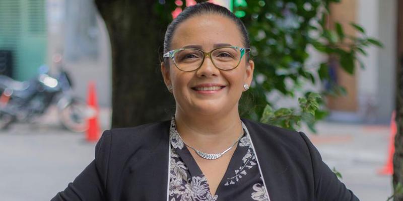 Felicitaciones a la doctora Beatriz Raigoza por su aporte al desarrollo de B/bermeja