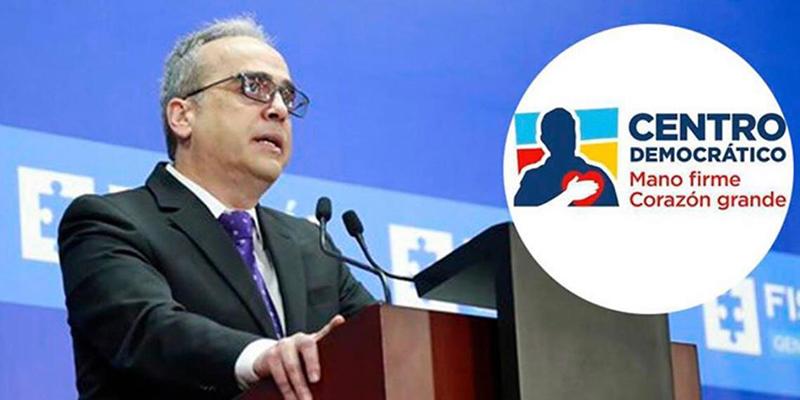 Fiscalía – de común acuerdo con el CD – inspeccionará sede del Centro Democrático