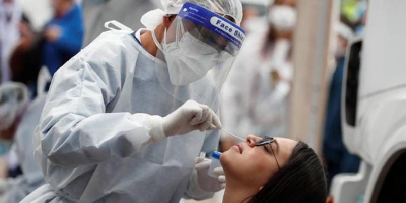 Colombia pasa de los 100.000 casos de COVID-19 y se acerca a los 3.500 muertos