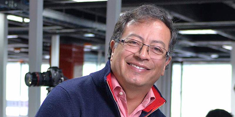 """""""El gobierno Duque no es legítimo"""": Gustavo Petro"""