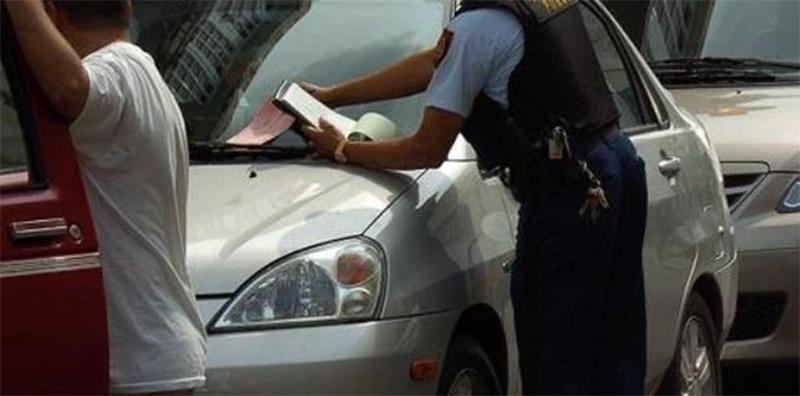 Lista la amnistía para infractores de Tránsito