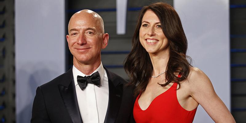 Ex esposa del fundador de Amazon se convierte en la mujer más rica de EE.UU