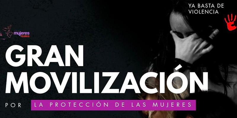 En B/bermeja gran movilización, este jueves 23, por la protección de las mujeres