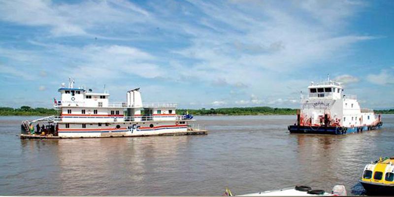 Ecopetrol y Cormagdalena firman acuerdo para garantizar navegabilidad del río
