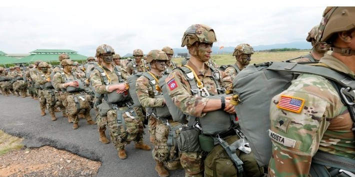 Tribunal ordena suspender actividades de tropas de USA en Colombia