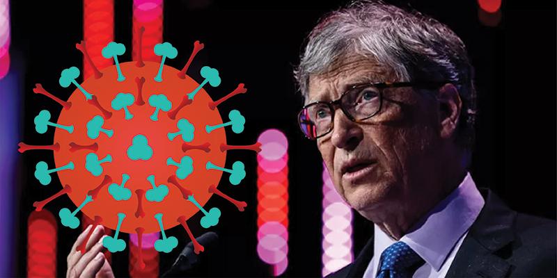 Bill Gates niega vínculos con la pandemia del COVID-19