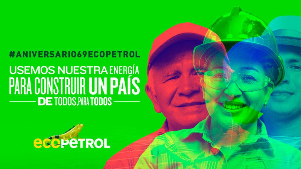 Aniversario #69 de Ecopetrol