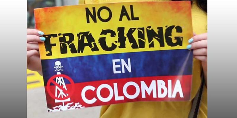 Congresistas radican proyecto para prohibición del 'fracking' en Colombia