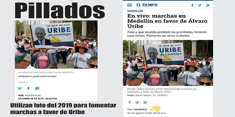 Pillaron al periódico El Tiempo: ¿Ustedes que opinan?