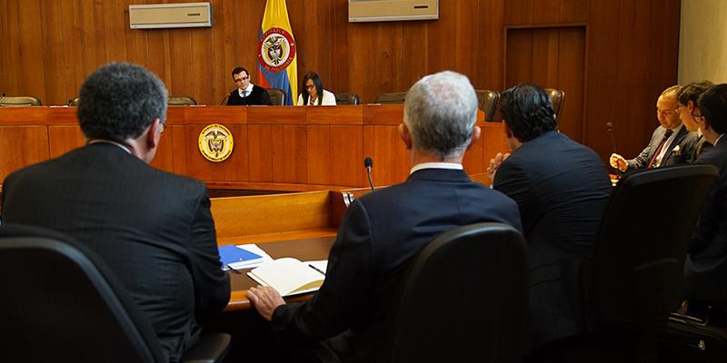 Corte Suprema de Justicia resolvió la situación jurídica del senador Álvaro Uribe