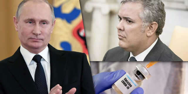 """""""Colombia no está interesada en la vacuna rusa contra COVID"""": embajador ruso"""