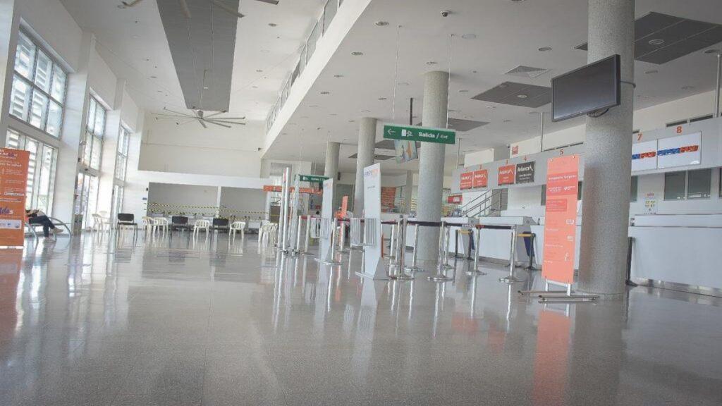 A partir del 21 de septiembre abre sus puertas el Aeropuerto Yariguíes