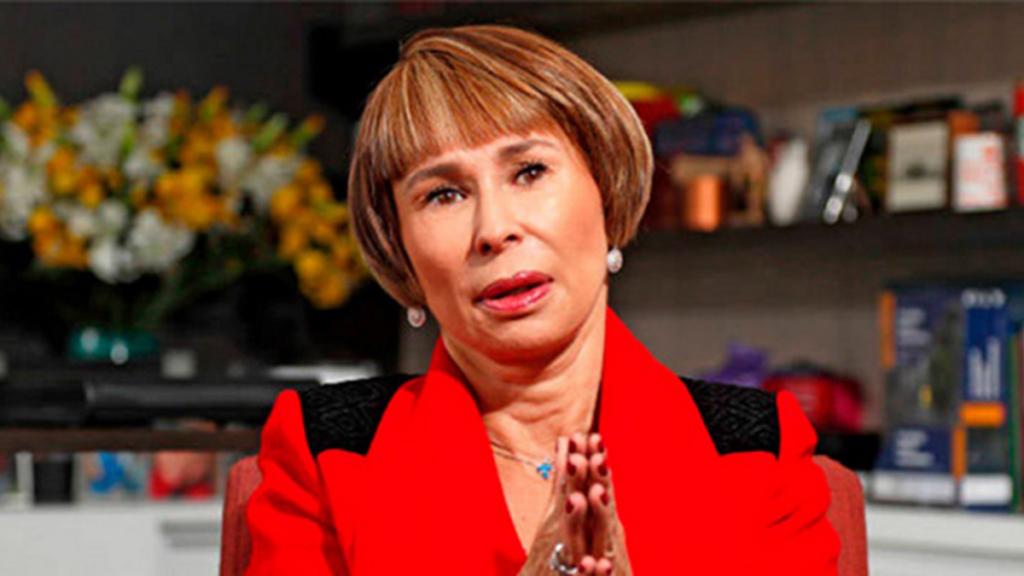 Alicia Arango renunció a su cargo de ministra del Interior