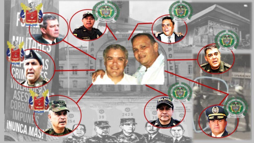 """""""Ñeñe"""" Hernández era amigo entrañable de oficiales de Policía y Ejército que debían perseguirlo a él"""