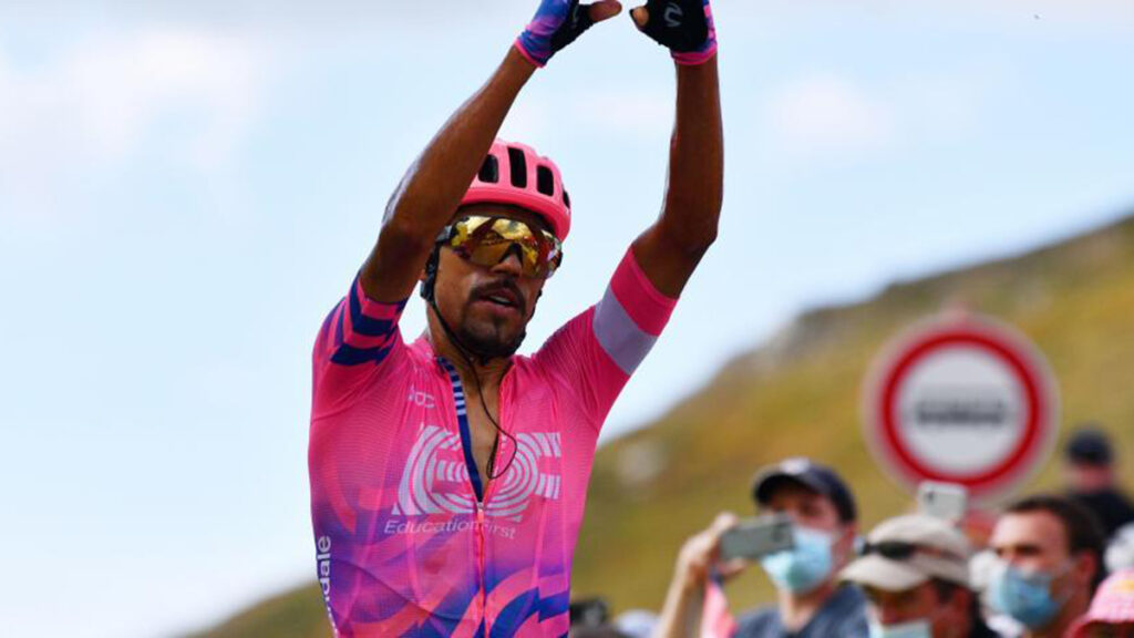 Daniel Martínez gana etapa en el Tour de Francia