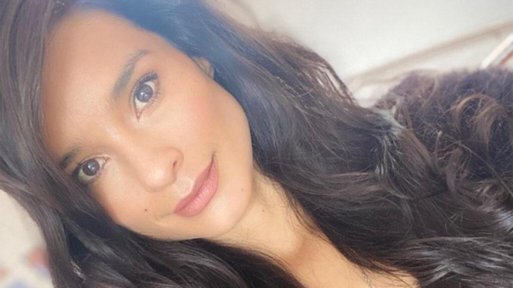 Reviven sensuales fotos de Paola Rey desnuda para una revista hace varios años