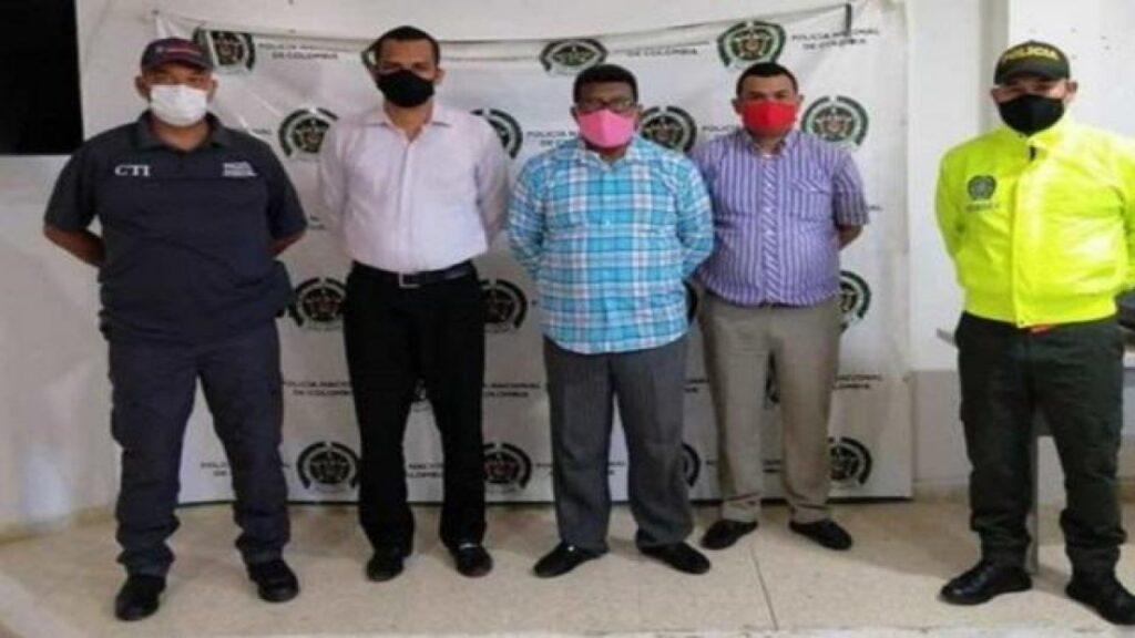Capturan a 3 pastores evangélicos por presunto abuso sexual de menores