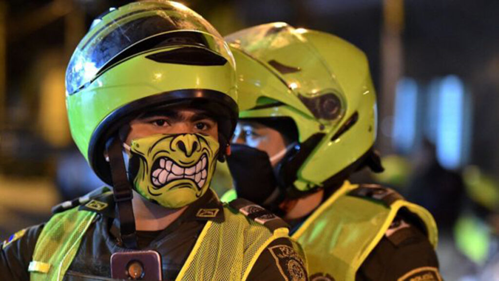 Policía en Colombia: por qué es militar y no civil