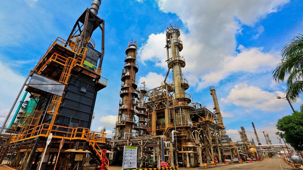 Informe revela desastre ecológico por malos manejos ambientales en Refinería de B/bermeja