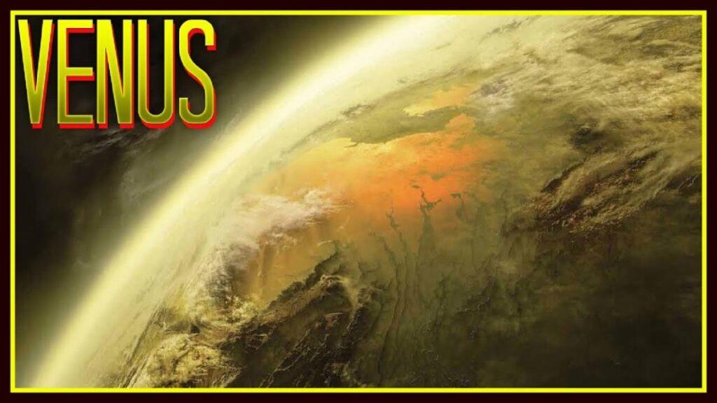 Habría  indicios de vida en Venus