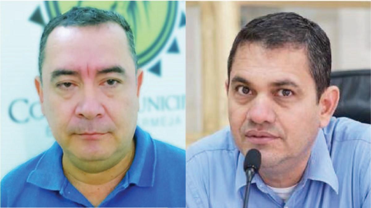 Perdida de investidura para Leonardo González y Luis Fernando Calderón