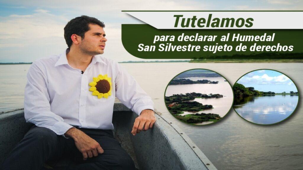 Admitida la tutela que busca protección para la ciénaga San Silvestre
