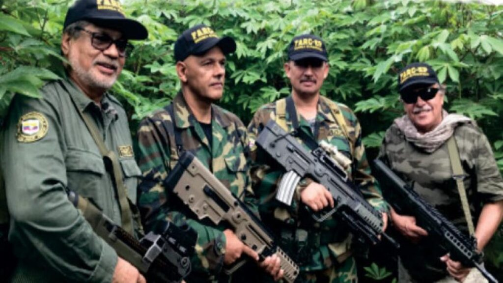 Disidencias de FARC se pronuncian sobre crimen de Álvaro Gómez