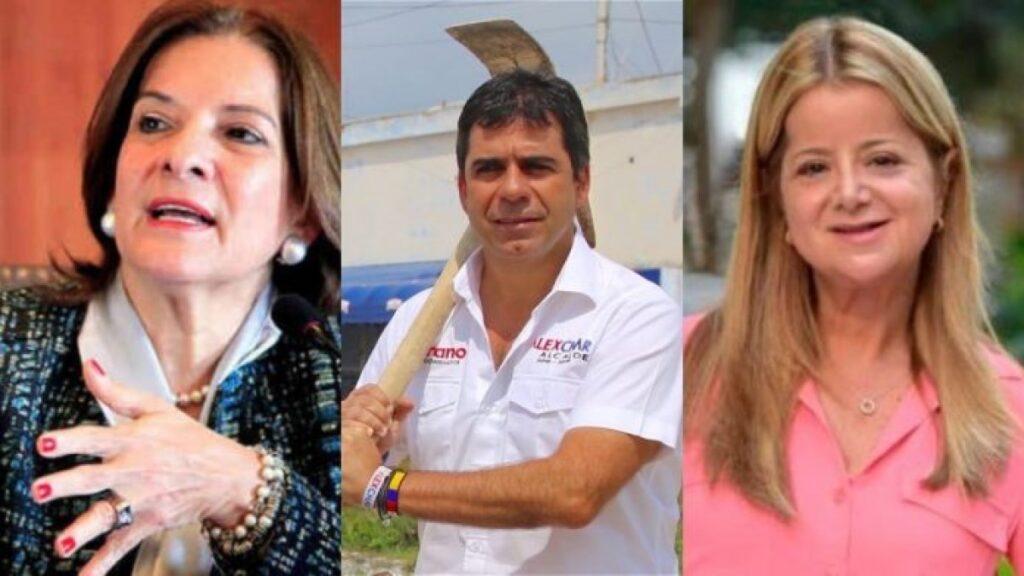 Alex Char y la procuradora Margarita Cabello implicados en corrupción y en plan mafioso