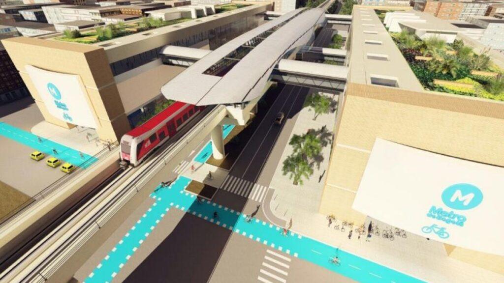 Así serán los trenes del Metro de Bogotá, que empiezan su fabricación