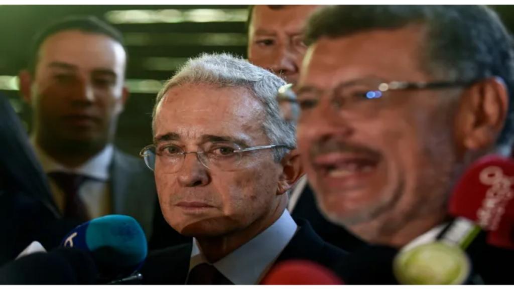 Caso Uribe: Corte Suprema confirma que sigue por el sistema penal acusatorio