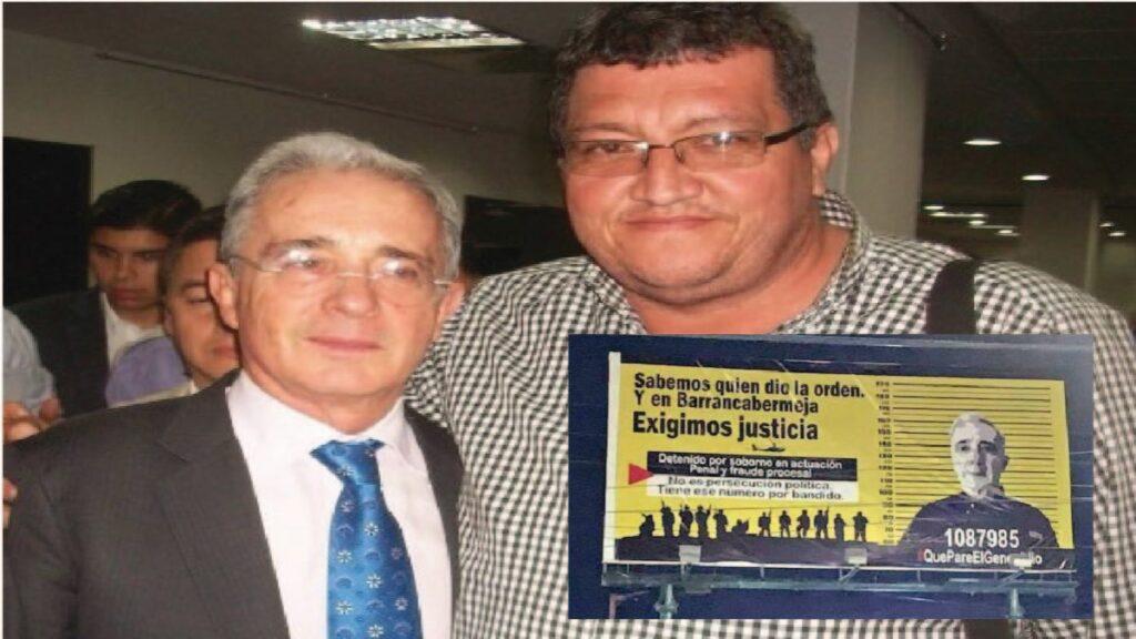 Niegan tutela a César Sepúlveda por valla de la USO en contra de Uribe