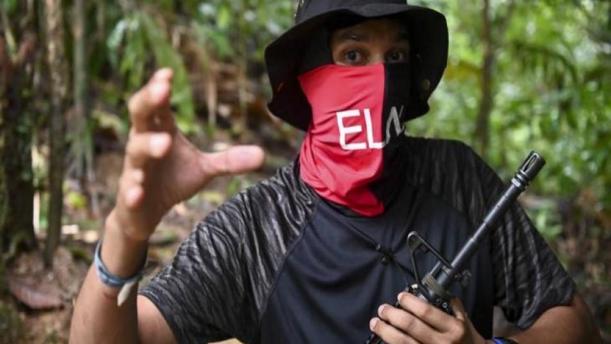 """En operativo del ejército de Colombia cayó alias """"Uriel"""" del ELN"""