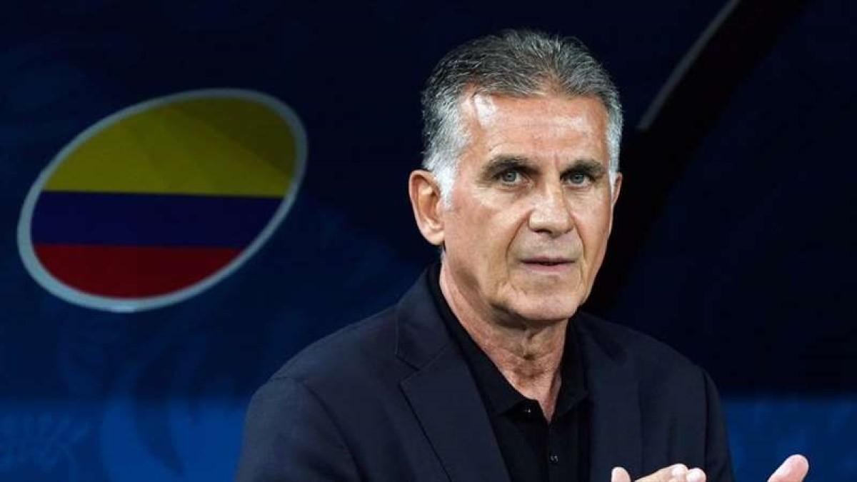 """""""Mi aventura en Colombia está llegando a su fin"""": Carlos Queiroz"""