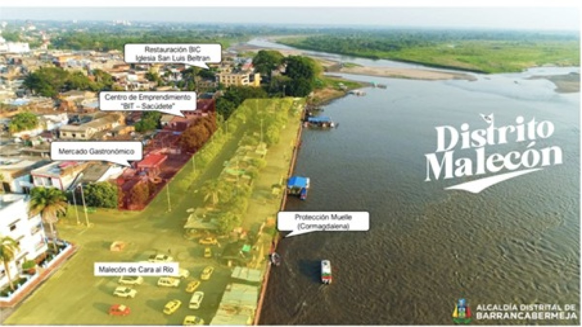 Acción popular frena contrato de diseños del Distrito Malecón
