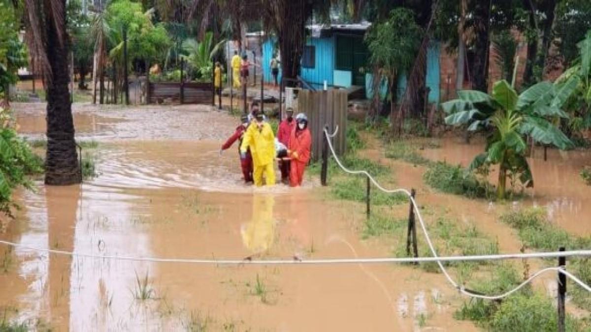 Calamidad pública en 29 municipios de Santander por lluvias