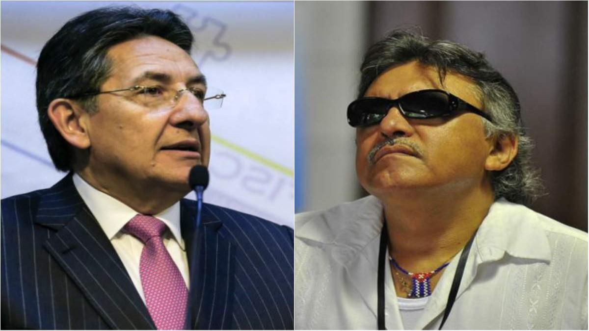 JEP denuncia falta de colaboración de la Fiscalía en caso Santrich