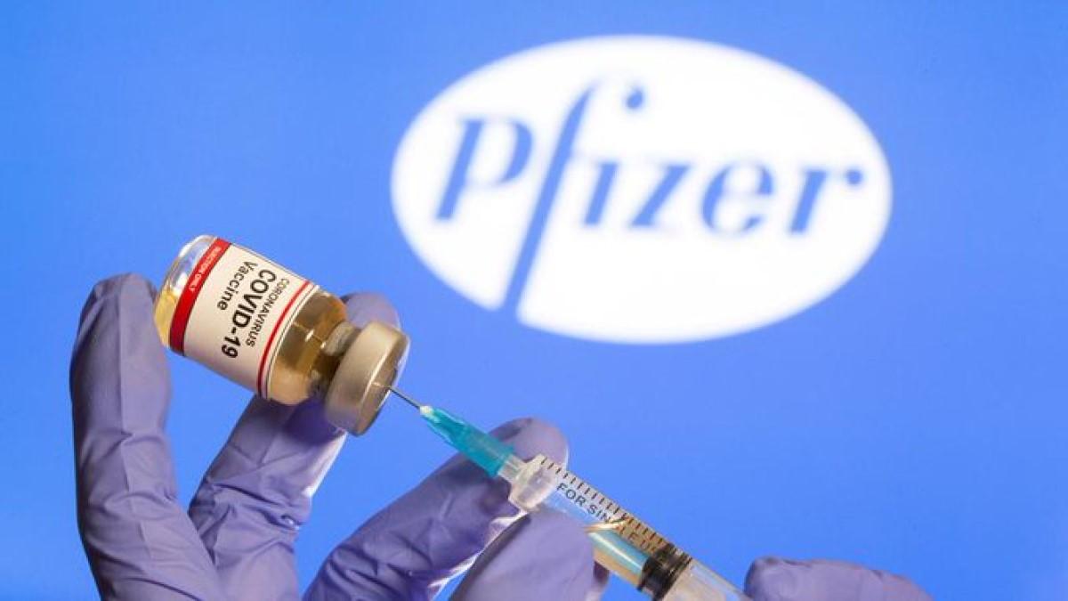 Pfizer anuncia que su vacuna contra el coronavirus es eficaz en un 90%