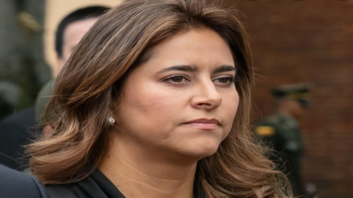 Primera Dama de Colombia, María Juliana Ruiz, tiene Covid-19